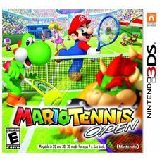 N3DS - Mario Tennis Open