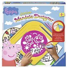 Junior Mandala Designer Peppa Pig