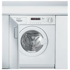 Lavasciuga Da Incasso CDB 485 DN / 1 S A Scomparsa Totale Centrifuga 1400Giri Classe A Colore Bianco