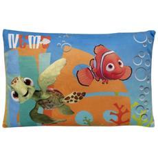Alla Ricerca Di Nemo - Cuscino Stampato Nemo E Guizzo 40x26 Cm