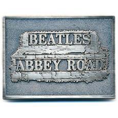 Beatles (The) - Abbey Road Sign (Fibbia per Cintura)