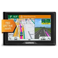 """Drive 50LM Display touchscreen 5"""" +Slot MicroSD Mappe Europa 45 paesi con aggiornamenti a gratis a vita, GPS"""