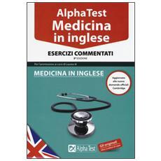 Medicina in inglese. Esercizi commentati
