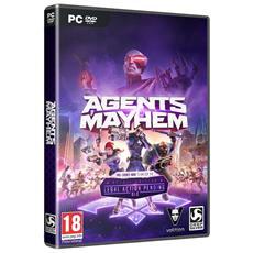 PC - Agents of Mayhem
