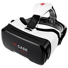 Vr Caso Rk Sesto 130 Wide Angel Grado 3d Vr Headset Movie Virtual Reality Gioco Per Smartphone Da 4-6,5 Pollici
