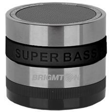 BAMP-606-N, 1.0, Incasso, 4 cm, 3W, 20 - 20000 Hz, 4 Ohm