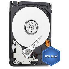 """Hard Disk Interno WD Blue 1 TB 2.5"""" Sata III 6 Gb / s Buffer 8 MB 5400 Rpm"""