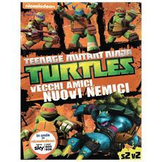 Dvd Teenage Mutant Ninja Turtles-st02#02