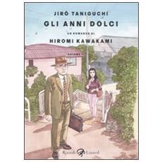 Jiro Taniguchi - Anni Dolci (Gli) - Volume 2