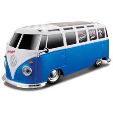 """Tech - Volkswagen Van """"Samba"""" Con Radiocomando 1:24 (Assortimento)"""