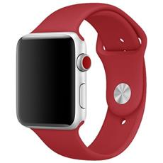 42MM (PRODUCT) RED SPORT BAND