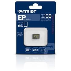 Memory 32GB microSDHC, 32 GB, Micro Secure Digital High-Capacity (MicroSDHC) , 90 MB / s, Nero, CE / FCC, 2.7, 3.3, 3.6V