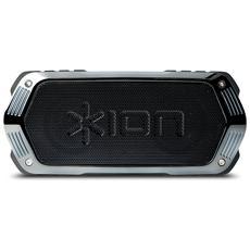 Audio Aquaboom, Con cavo e senza cavo, Bluetooth / 3.5 mm, Bluetooth, Stereo, Altro, Nero, Argento