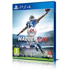 PS4 - Madden NFL 16