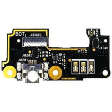 Ricambio Connettore Flex Cable Originale Porta Micro Usb Carica Charging Port Per Zenfone 5 A500Cg