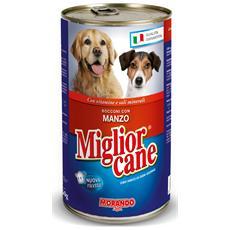 1250 Gr. Bocc. manzo - Cibo Per Cani