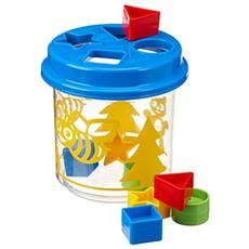 Puzzlebox - Box Con Forme Da Inserire
