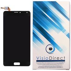 ® Schermo Vetro Completo Per Asus Zenfone 4 Max Plus Zc554kl X015d Telefono Cellulare Nero Touchscreen + Schermo Lcd