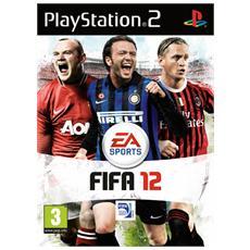 PS2 - Fifa 12