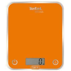 Bilancia Elettronica da Cucina Portata 5 Kg Colore Arancione