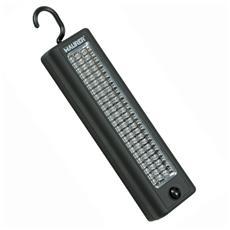 Torcia72 Led portatile magnetica Maurer 4 batterie AA (non incluse)