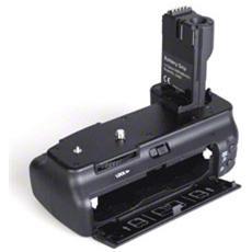 Impugnatura per Batteria Integrativa per Fotocamera Nera 6 x 8 x 3 cm 17063