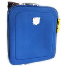 trolley bag '' blu (50 cm) - [ l9911]
