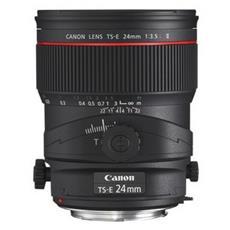 Lenti Canon TS-E 3552B005 - 24 mm f / 3,5 - 82 mm Accessoriio - 0,34x Ingrandimento