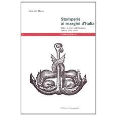 Stamperie ai margini d'Italia