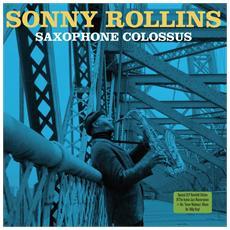 Sonny Rollins - Saxophone Colossus (2 Lp)