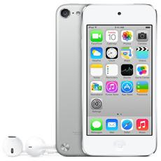 "iPod Touch 32GB Display Retina 4"" IPS Multi-Touch Fotocamera 8Mpx con AirPlay iCloud Bluetooth / Wi-Fi Colore Argento"