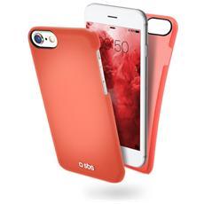Cover Colorfeel Per Iphone 7 Rosso