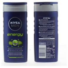 Doccia Shampoo 250 Men Gel Energy