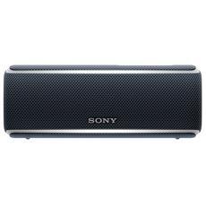 Speaker Portatile SRS-XB21 Extra Bass Wireless Bluetooth Waterproof IP67 Colore Nero