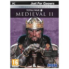 Medieval II: Total War The Complete Edition, PC Basico PC Inglese videogioco