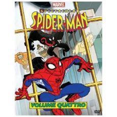 Dvd Spectacular Spider-man #04
