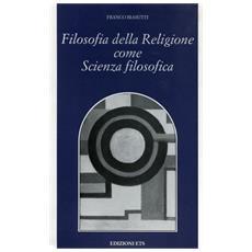 Filosofia della religione come scienza filosofica