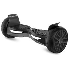 Shadow 8.5'' Bluetooth&app Hoverboard Elettrico Scooter Smart Balance Pedana 400w Nero