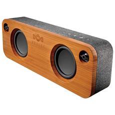 Speaker Audio Portatile Get Together Bluetooth Wireless - Marrone