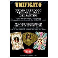 Primo catalogo internazionale dei santini. Ediz. italiana e inglese