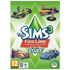 PC - The Sims 3 Fast Lane Stuff