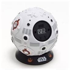 Sveglia Jedi Remote con Allarme 12 cm