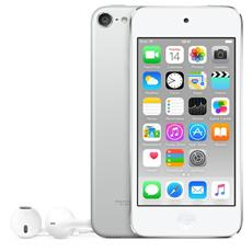 """iPod Touch 64GB Display Retina 4"""" IPS Multi-Touch Fotocamera 8Mpx con AirPlay iCloud Bluetooth / Wi-Fi Colore Argento"""
