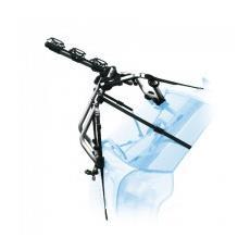 Portabici da portellone posteriore modello Venezia 3 bici acciaio verniciato