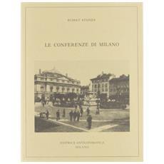 Le conferenze di Milano
