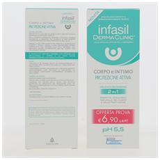 Intimo 200 Dermaclinic 2in1protezione Attiva Corpo&intim