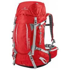 Zaino Trekking Finisterre 48 Unica Rosso