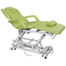 Lettino Da Massaggio Elettrico Delirious Verde Chiaro