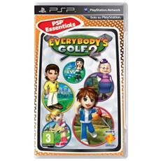 PSP - Everybody's Golf 2 Essentials