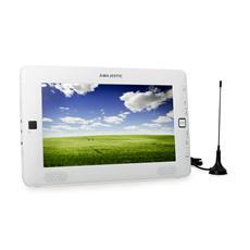 "TVD-934 Televisore Portatile LCD 9"" Digitale Terrestre ingresso USB / SD Rec"